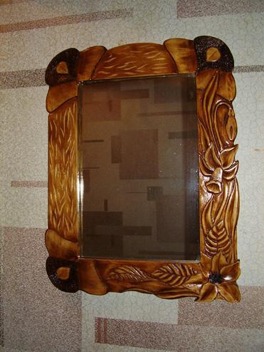 Резные рамки из дерева для зеркал своими руками - Lumalive